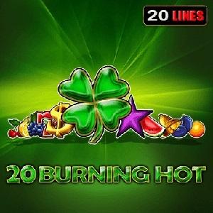 Burning hot Spielautomat
